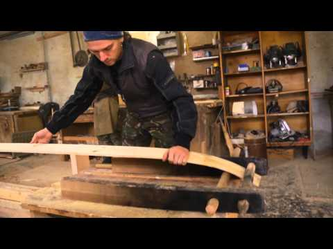 Как сделать лыжи из фанеры своими руками
