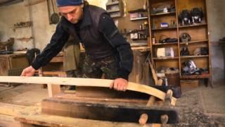 як зробити саморобні лижі для полювання