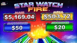 😛SO MUCH WINNING😋 on STAR WATCH FIRE SLOT POKIE BONUSES - PECHANGA CASINO