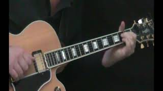 Wave - Jazz Guitar Lesson 15