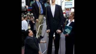 Top 10 Tallest People in the World ever !!!