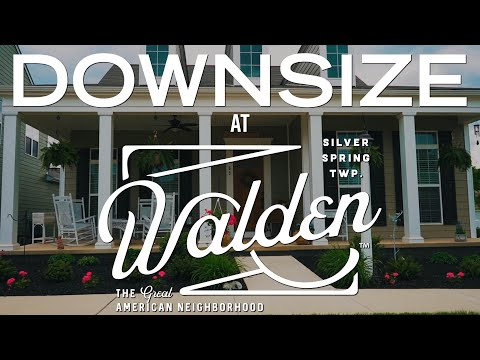 A Better Way To Downsize At Walden (Meet The Bunts)