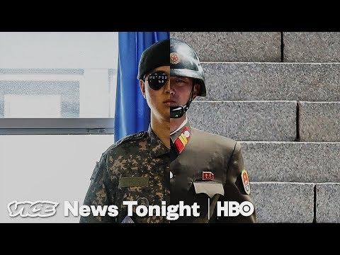 Kim Jong Un Could Eventually End North Korea's 68-Year War With South Korea (HBO)