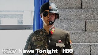 Kim Jong Un Could Eventually End North Korea's 68-Year War With South Korea (HBO)
