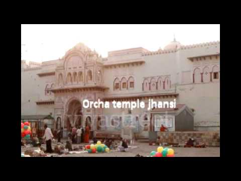 jhansi city best tourism place  in india