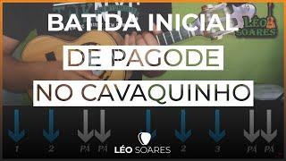 Batida de Samba e Pagode para INICIANTE!!!
