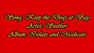 Keep the Dogs at Bay-Sped Up Ostinato (11%)