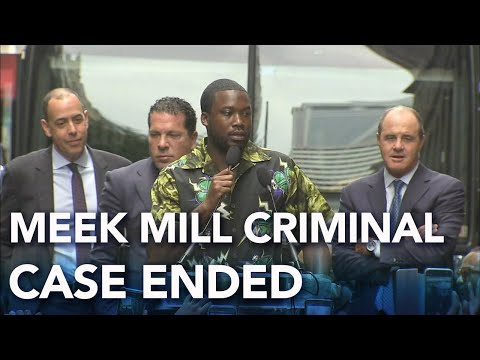 Frankie Darcell - Meek Mill Case Ended Pleaded Out With Time Served