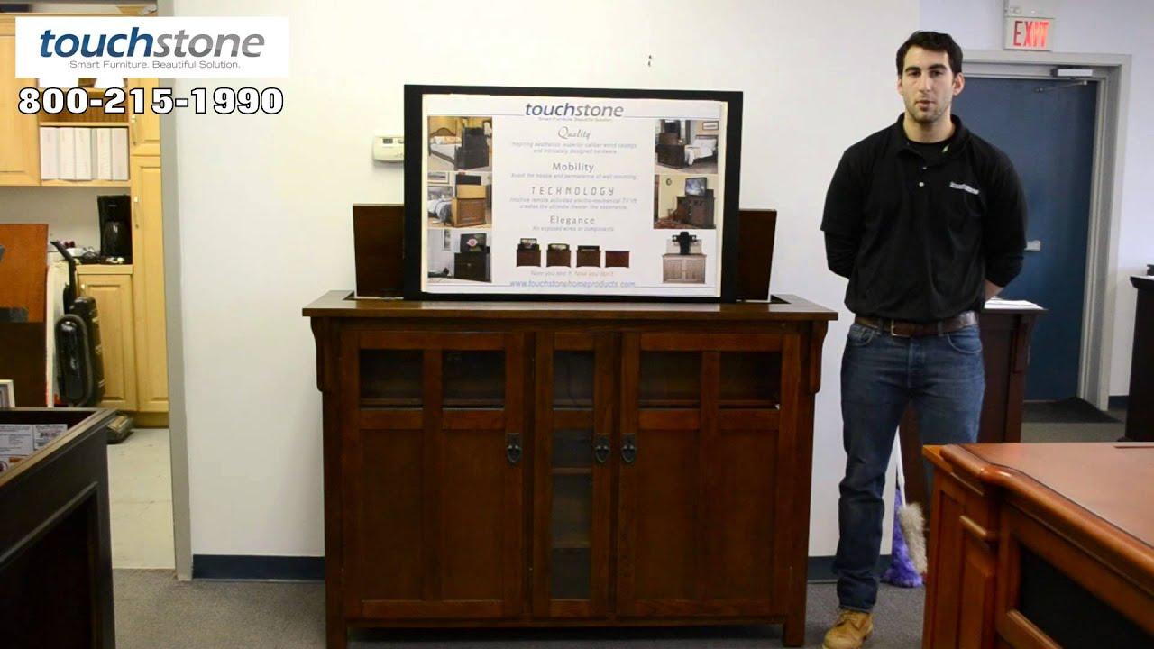 Touchstone Tv Lift Cabinet Bar Cabinet
