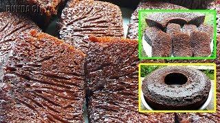 Bolu Karamel Sarang Semut Tanpa Mixer | How to Make Bolu Caramel