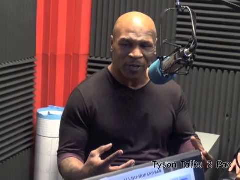 Mike Tyson Talks Pac, Trinidad James Nicki Minaj, Jordan, Being Vegan and Indianapolis