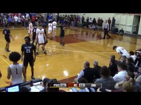 Men's Basketball vs Fort Scott CC
