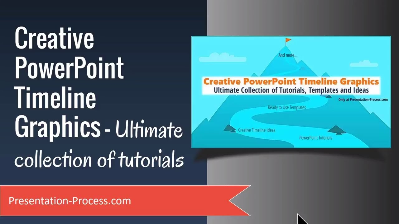 creative powerpoint timeline graphics ultimate collection of tutorials