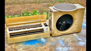 Restoration Air Conditioning mini 12,000 Japan Old | Restoration Air Conditioning out of date