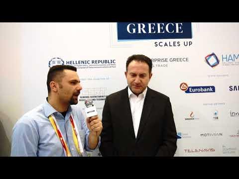Γιάννης Σύρρος, Γενικός Διευθυντής ΣΕΠΕ (MWC 2018)