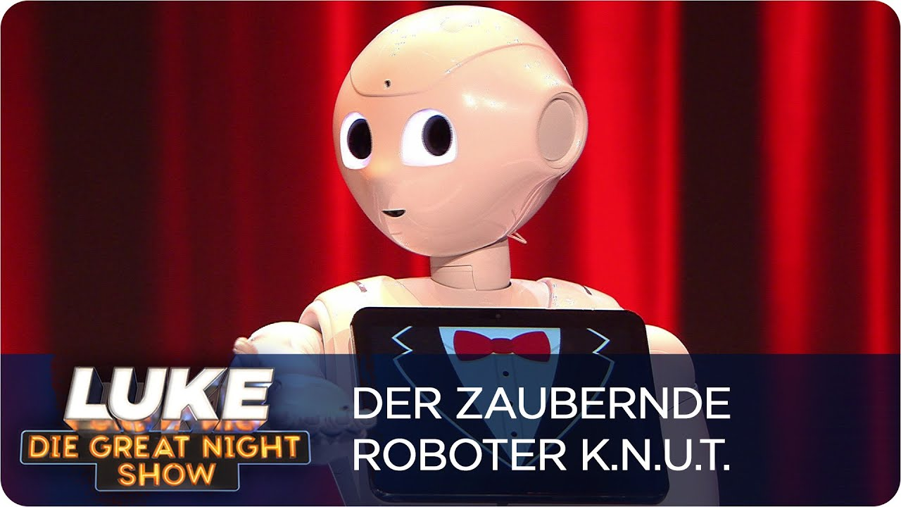 Download Simon Pierro & sein Zauber-Roboter K.N.U.T. | LUKE! Die Greatnightshow