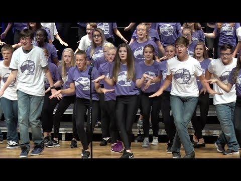Music Fills Bemidji High School During Summer Show Choir Camp