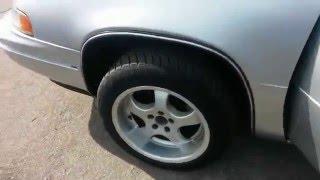 Test drive Chevrolet Lumina 3.1 v6