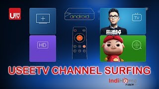 UseeTV Channel Surfing [Sports]