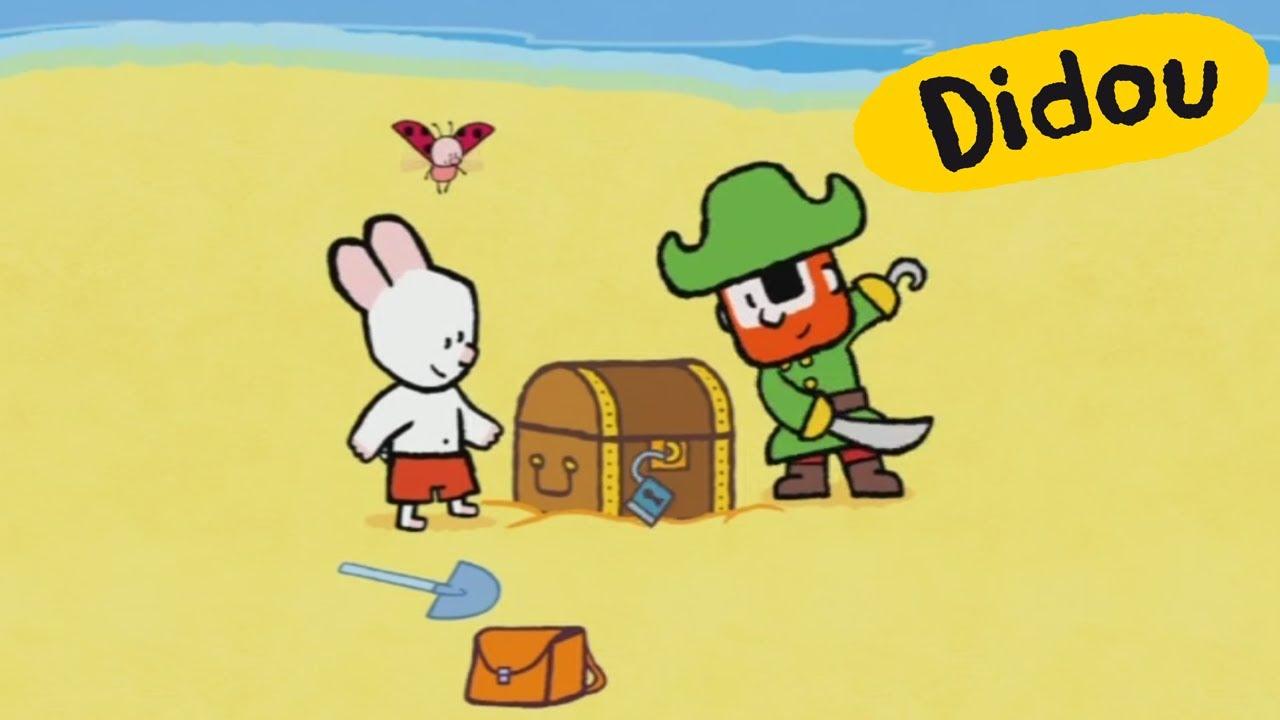 Coloriage De Cochon Pirate.Pirate Didou Dessine Moi Un Pirate Dessins Animes Pour Les