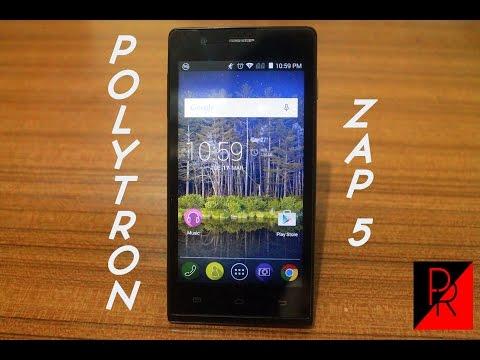 [REVIEW] Polytron Zap 5, Android 4G 1 Jutaan