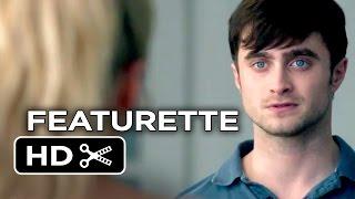 What If Featurette - A Modern Love Story (2014) - Daniel Radcliffe, Adam Driver Movie HD
