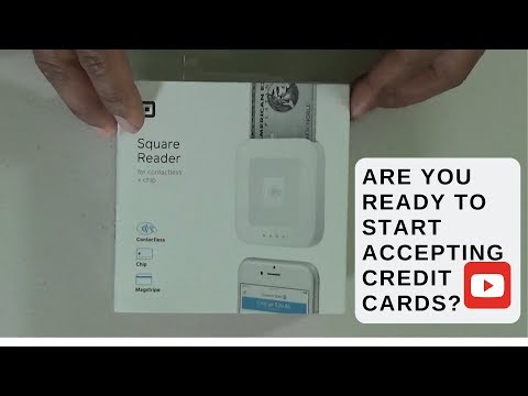 Square Reader Contactless And Chip For Your Small Business