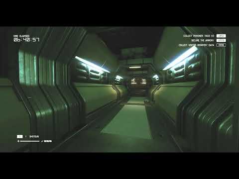Alien Isolation: The Trigger (DLC) Damage Control (Deputy Ricardo, no flamethrower) |