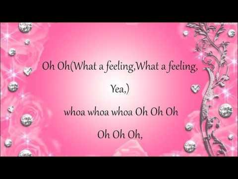 Standing Ovation Blush Lyrics