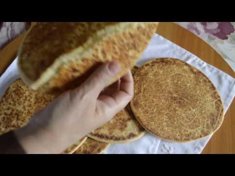 خبز فطير أو
