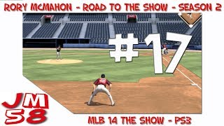 MLB 14 The Show: Road to the Show - A Change to Third Base - [Ep 17]