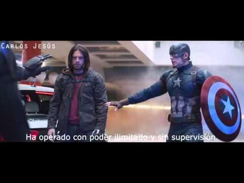 CAPITÁN AMÉRICA 3 | MEGA TRAILER | CIVIL WAR | Sub español latino | Carlos Jesús