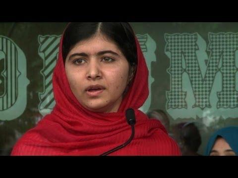 Pakistan's Malala, a global icon of girls' education