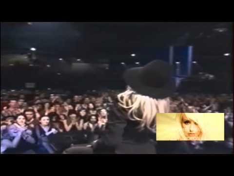 Beautiful  Vh1 Awards 2002 Christina Aguilera