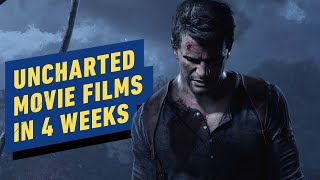 Tom Holland's Uncharted Movie Starts Filming In Four Weeks