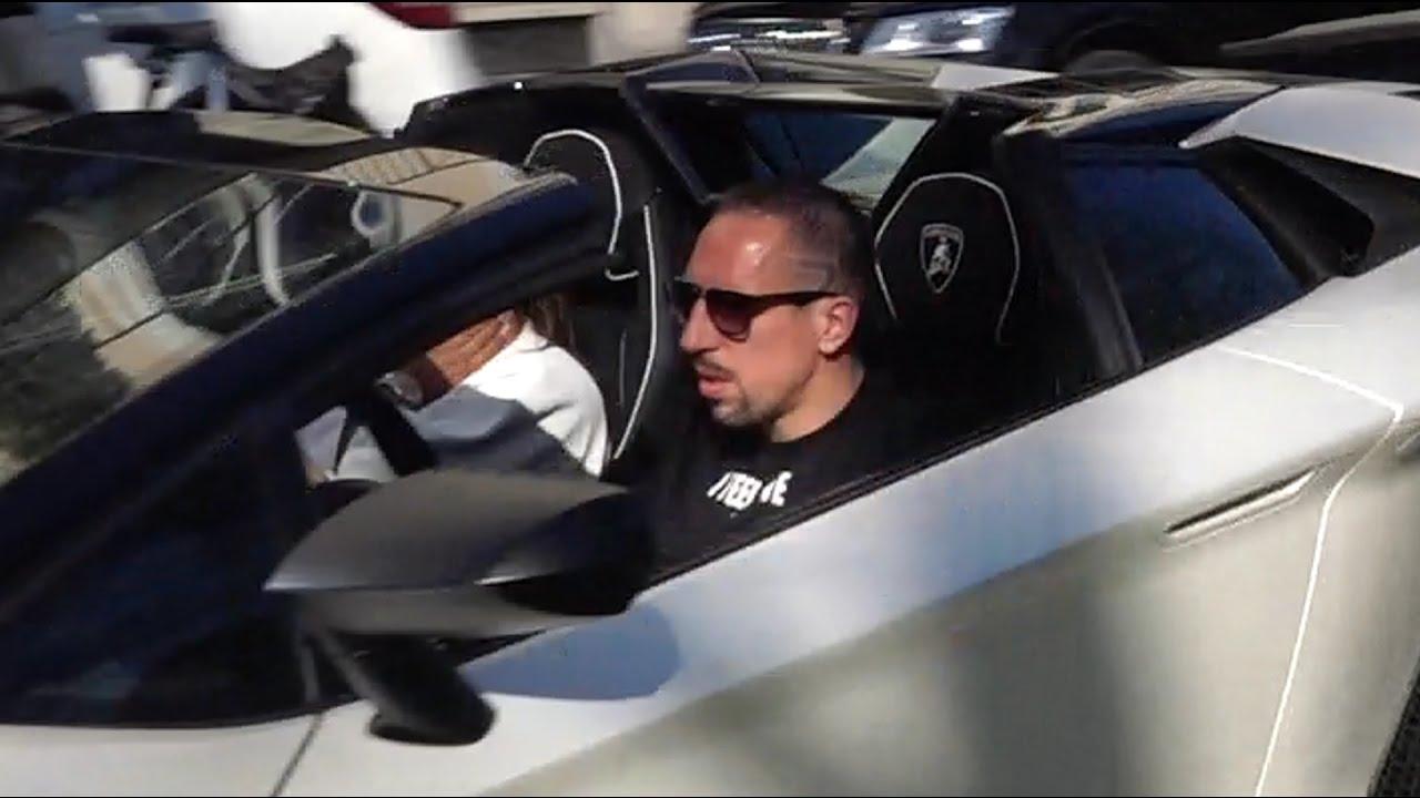 როგორი ავტომობილით გადაადგილდება ფრენკ რიბერი მიუნხენის ქუჩებში ? ( ვიდეო )