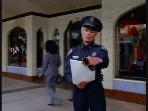 Police Academy 6 Deleted Scene: At the Plaza