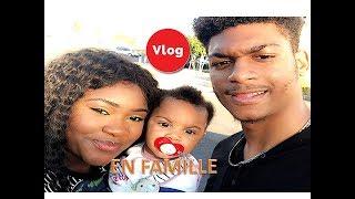 VLOG | SORTIE EN FAMILLE