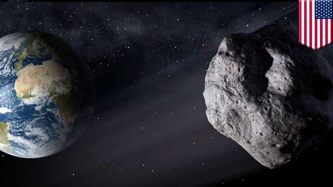 Asteroid 2004 BL86 will fly so close to earth Monday that