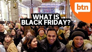 What is Black Friday? Climate Strike & Paper Plane World Record - Today's Biggest News