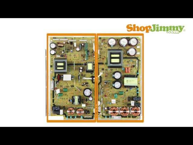 Panasonic ETX2MM747AFF NPX747AF-1A Power Supply Unit