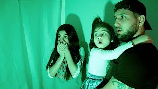 GHOST LIVES INSIDE OUR HOME *PARANORMAL ACTIVITY + PROOF*