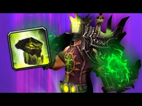 This WARLOCK Is CRAZY! (5v5 1v1 Duels) - PvP WoW: Battle For Azeroth 8.1