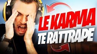 LE KARMA TE RATTRAPE TOUJOURS ! (ft. Squeezie, Gotaga, Micka, Doigby, Maxenss)