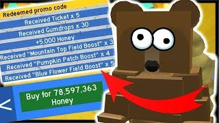 BRAND NEW *OP* CODE & 32 BEE EXPANSION! | Roblox Bee Swarm Simulator