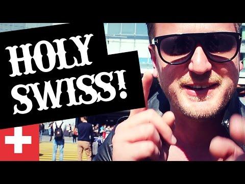 ROCKY'S ADVENTURES EP.1 - SWITZERLAND ROCKS!