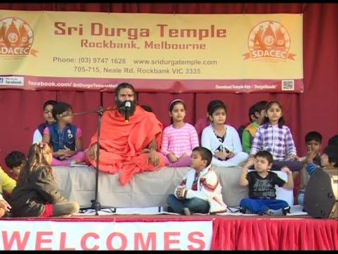 Sri Durga Temple (Melbourne, Australia) | 13 April 2015 (Full Video)