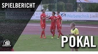 TSV 1865 Dachau - TSV Rain/Lech (1. Runde, Pokal)