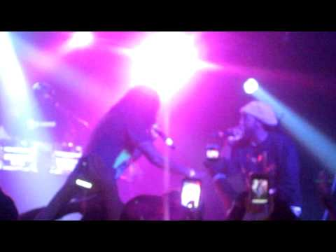 Slight Work - Wale Live @ La Zona Rosa - Austin TX