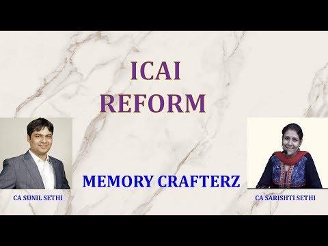 ICAI REFORM